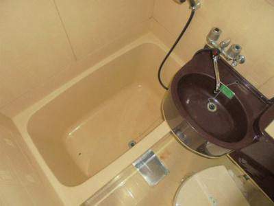 【浴室】アレグリアプレイス駒川