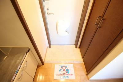 【玄関】サンルーチェ