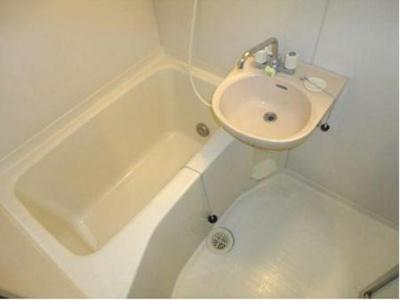 【浴室】マーベラス弐番館