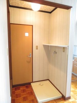 【洗面所】シノザキコーポ