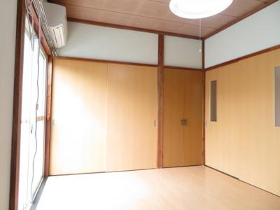 【洋室】シノザキコーポ