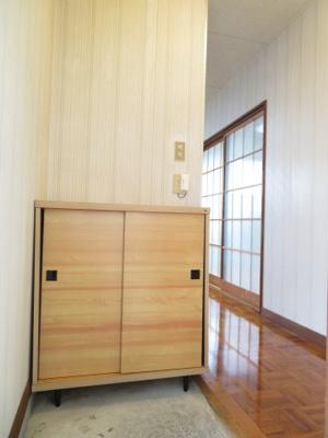 【玄関】シノザキコーポ