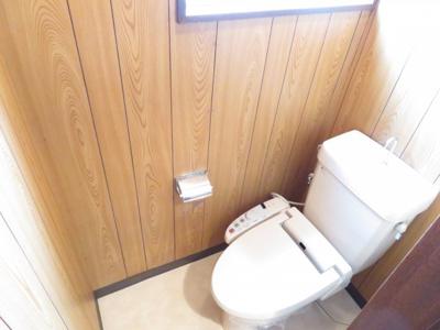 【トイレ】シノザキコーポ