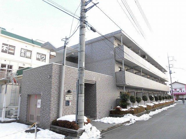 【エントランス】昭島コートエレガンスB棟