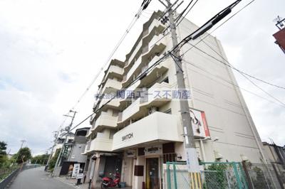 【外観】ツカサロイヤルハイツ瓢箪山