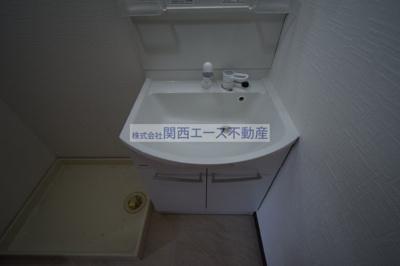 【独立洗面台】ツカサロイヤルハイツ瓢箪山