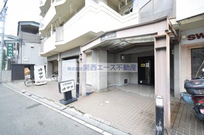 【エントランス】ツカサロイヤルハイツ瓢箪山