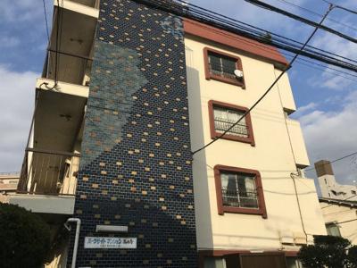 【外観】パークサイドマンション高円寺