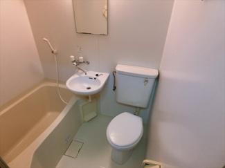 【浴室】シティービューハウス