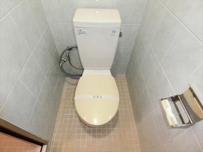 【トイレ】シティービューハウス
