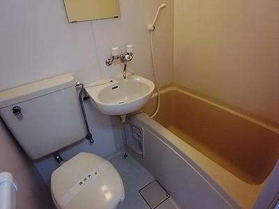 【浴室】クレア清滝