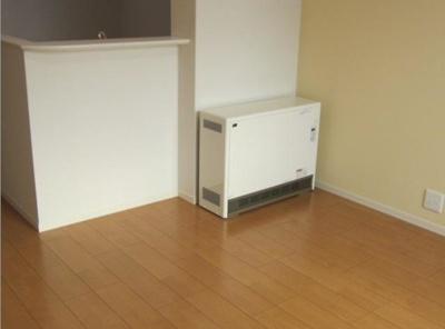 FF暖房完備☆