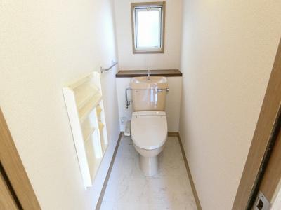 【トイレ】小林邸