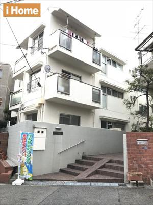 JR甲南山手駅より徒歩7分! 学校は【本山第三小学校/本山中学校】です。