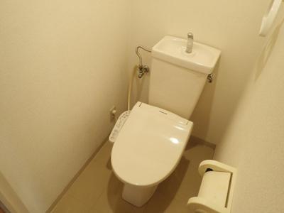 【トイレ】グランシュシュ東須磨