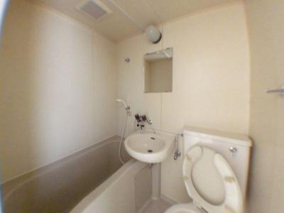 【浴室】サンハイツ光善寺