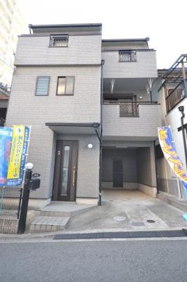【外観】堺市西区上野芝町 一戸建