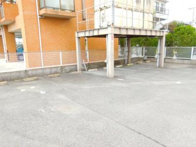 【駐車場】メゾンソレイユ
