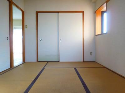 【寝室】メゾンソレイユ