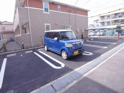 【駐車場】Lua monte