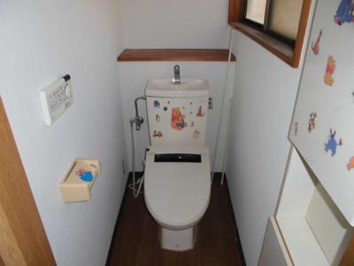 【トイレ】桐生市川内町戸建