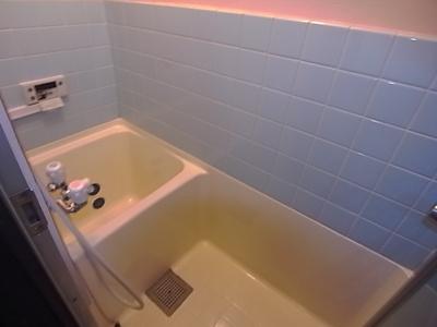 【浴室】菊池マンション