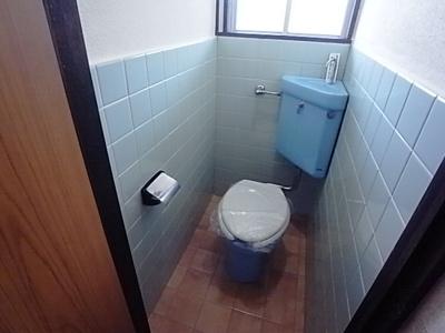 【トイレ】菊池マンション