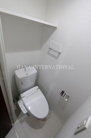 【トイレ】Glanz都立大