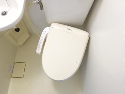 【トイレ】ハイツヒグチ