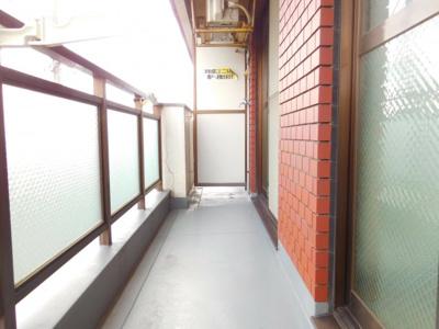 【バルコニー】エンジェリ津之江