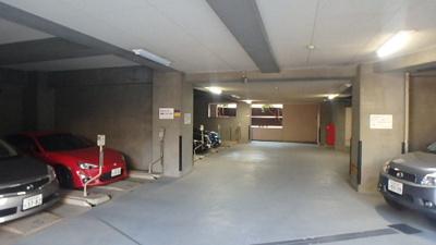 【駐車場】ライオンズヴィアーレ浦和常盤公園