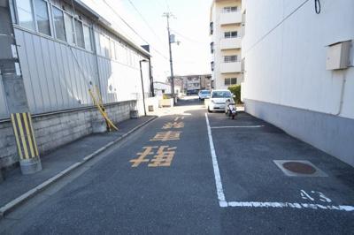 【駐車場】ウエストハイツP1 株式会社Roots