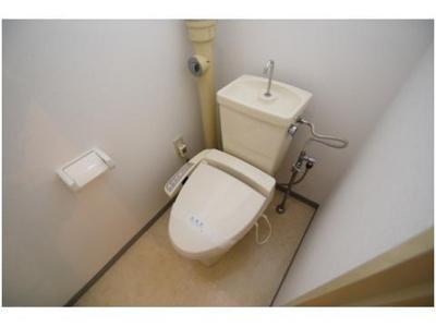 【トイレ】ウエストハイツP1 株式会社Roots