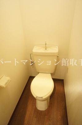【トイレ】エビハラビル