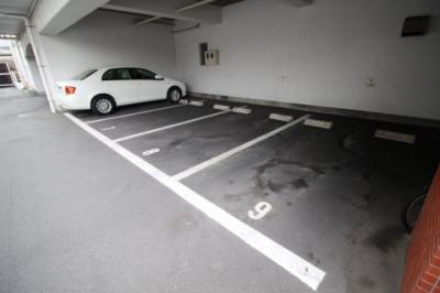 【駐車場】門田屋敷マンション
