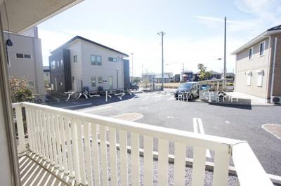 【駐車場】リビングタウン陽光台B