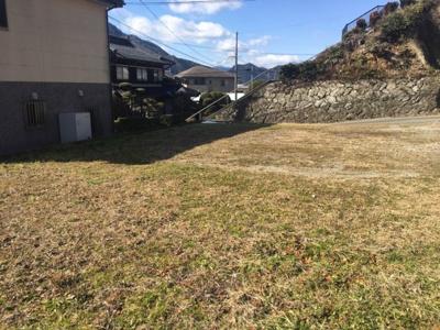 【外観】黒井売り土地60坪