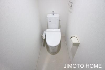 【トイレ】レクシア千代崎