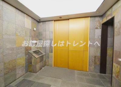 【セキュリティ】高田馬場パークホームズ