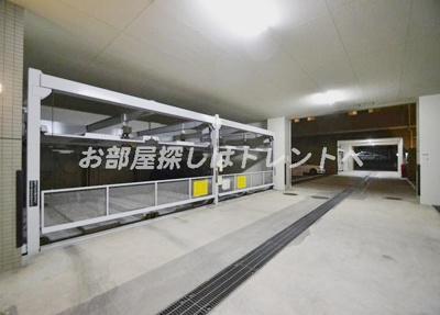 【駐車場】高田馬場パークホームズ