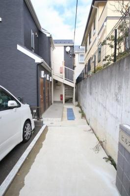 駐輪は各世帯1台