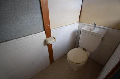 【トイレ】十日市町貸家