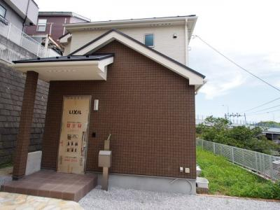 【外観】保土ヶ谷区今井町 新築戸建