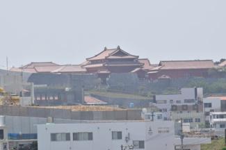 首里城もみれます。