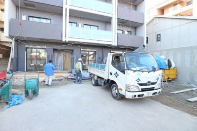 【駐車場】山崎マンション15