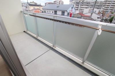 【バルコニー】曽根ガーデンテラス