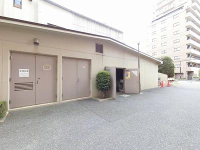 【駐車場】メイツ多摩川緑地