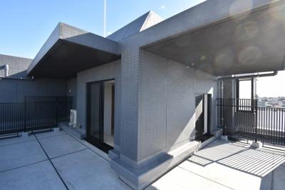 世田谷4丁目 新築物件 ルーフバルコニー 1R
