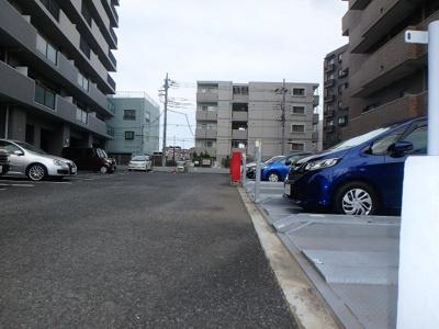 【駐車場】浦和常盤パーク・ホームズ