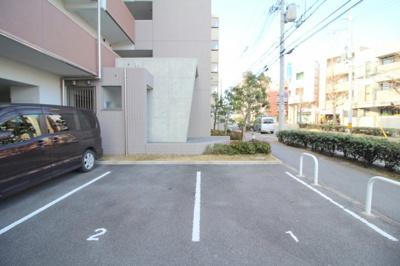 【駐車場】K FLAT